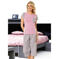 Kapri Pijama Takımı